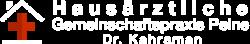 Hausärztliche Gemeinschaftspraxis Peine – Dr. Kahraman Logo